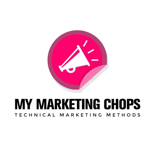 Cover image of My Marketing Chops