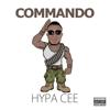 Hypa Cee - Commando artwork