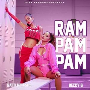 Natti Natasha & Becky G. - Ram Pam Pam - Line Dance Music