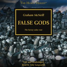 False Gods: The Horus Heresy, Book 2 (Unabridged) audiobook
