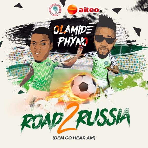 Road 2 Russia (Dem Go Hear Am) - Single