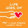 Icon Life Goes On (Majestic Remix) [feat. Alex Hosking] - Single