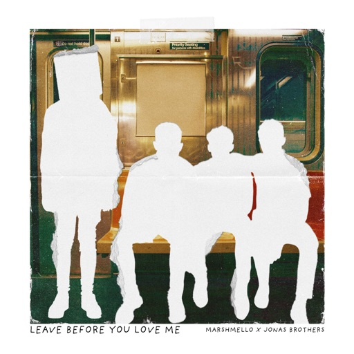 Art for Leave Before You Love Me by Marshmello & Jonas Brothers
