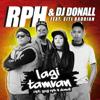 RPH & DJ Donall - Lagi Tamvan (feat. Siti Badriah) artwork