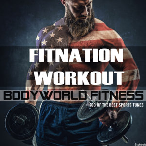 Various Artists - Fitnation Workout Bodyworld Fitness 200 of the Best Sports Tunes