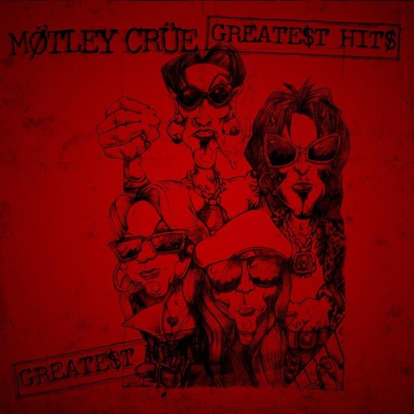 Mötley Crüe mit Girls, Girls, Girls