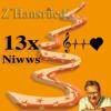 Z'Hansrüedi - 13x Niwws Grafik