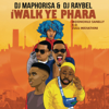 DJ Maphorisa & DJ Raybel - iWalk Ye Phara (feat. Moonchild Sanelly, K.O. & Zulu Mkhathini) artwork