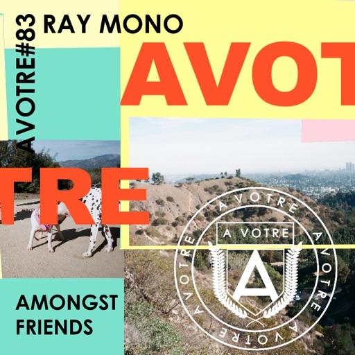 Amongst Friends - Single by Ray Mono