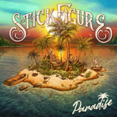 Paradise Stick Figure
