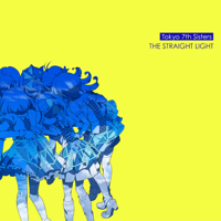 Tokyo 7th シスターズ - THE STRAIGHT LIGHT artwork