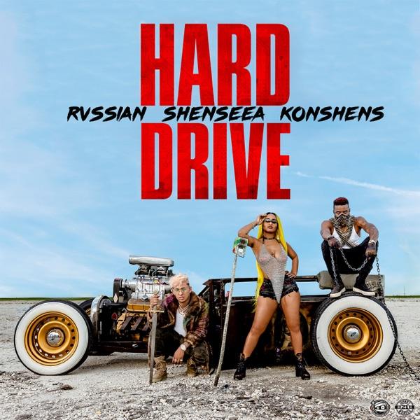 Hard Drive - Single