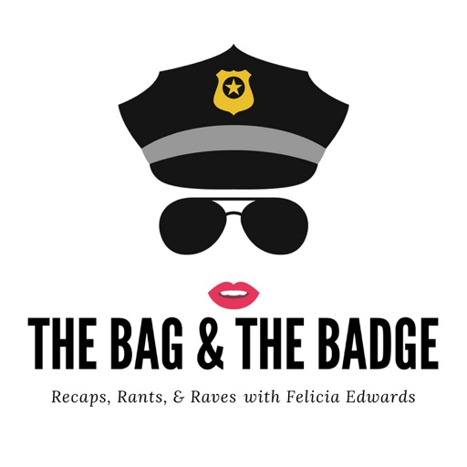 Cover image of The Bag & The Badge