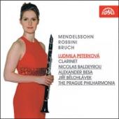 Ludmila Peterková, Nicolas Baldeyrou, Alexander Besa, Jiří Bělohlávek, Prague Philharmonia - Variazzioni di clarinetto in C Major