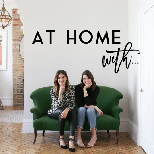 Cover image of At Home With...