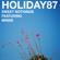 Sweet Nothings (feat. Minke) - Holiday87