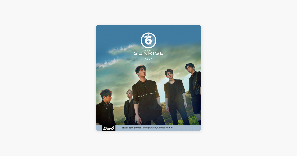 ‎SUNRISE by DAY6