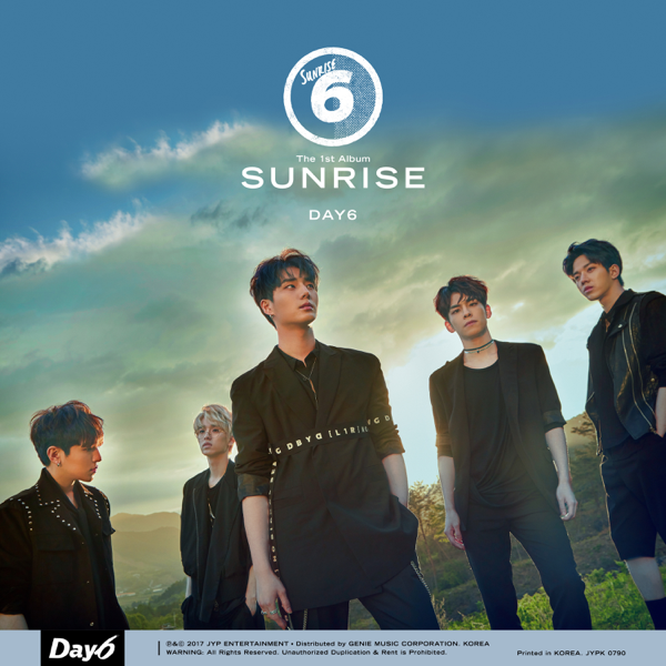 Image result for Day6,Sunrise itunes