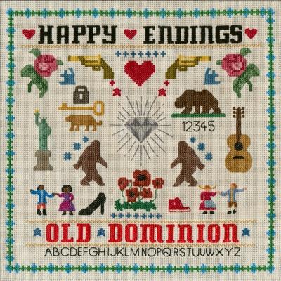 Happy Endings - Old Dominion album