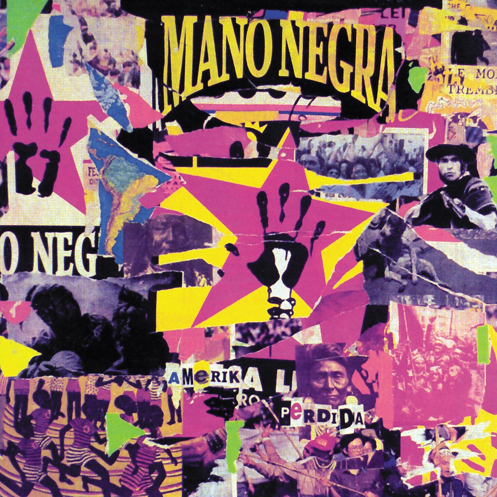 King Kong Five by Mano Negra