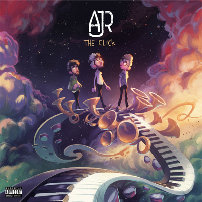Sober Up (feat. Rivers Cuomo) - AJR song
