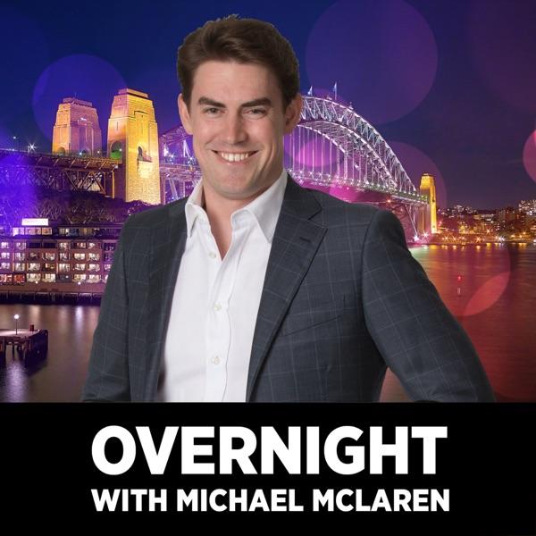 Overnight with Michael McLaren