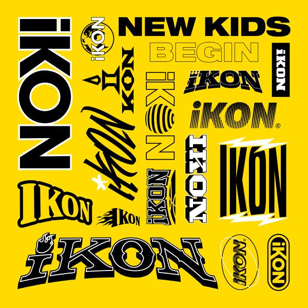 NEW KIDS: BEGIN - EP by iKON
