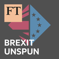 Podcast cover art for FT Brexit Unspun