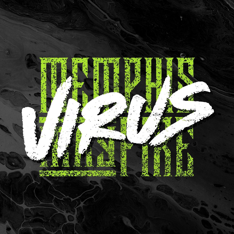Memphis May Fire - Virus [single] (2017)