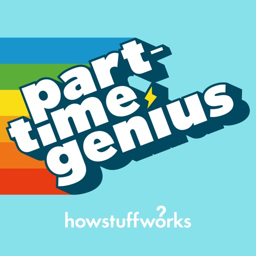 Cover image of Part-Time Genius