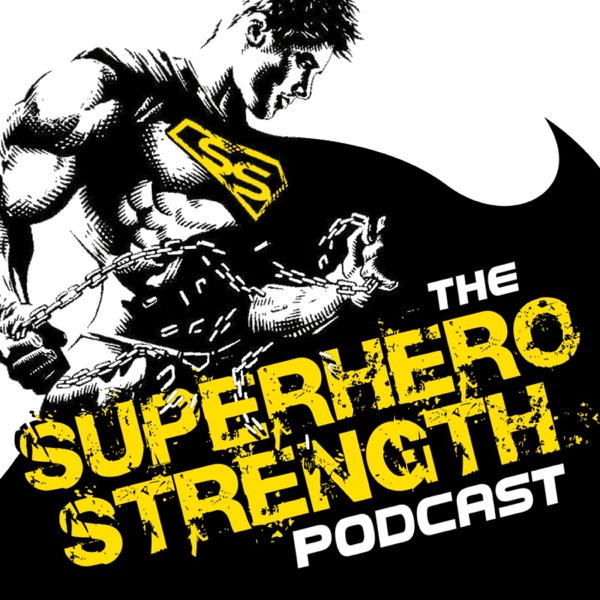 Episode 16: Hugh Robinson (Building an unstoppable Superhero mindset)