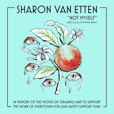 Not Myself (Hercules & Love Affair Remix) - Single - Sharon Van Etten