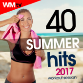 40 Summer Hits 2017 Workout Session (Unmixed Compilation for Fitness & Workout 128 - 150 Bpm / 32 Count)