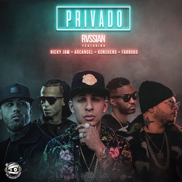 Privado (feat. Arcángel, Farruko, Konshens & Nicky Jam) - Single