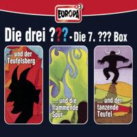 Die drei ??? - Folgen 19-21: 3er Box, Vol. 7 artwork