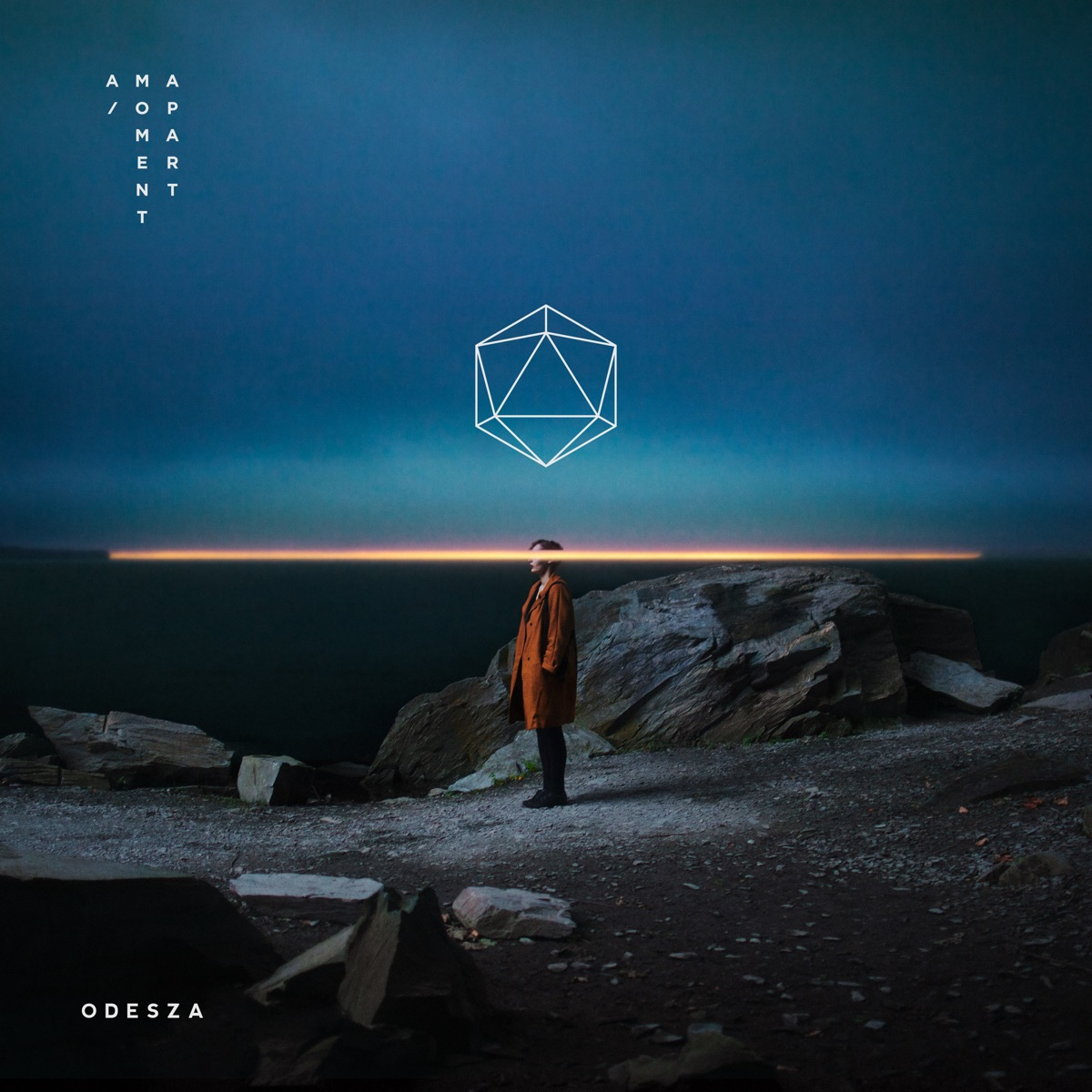 A Moment Apart ODESZA CD cover