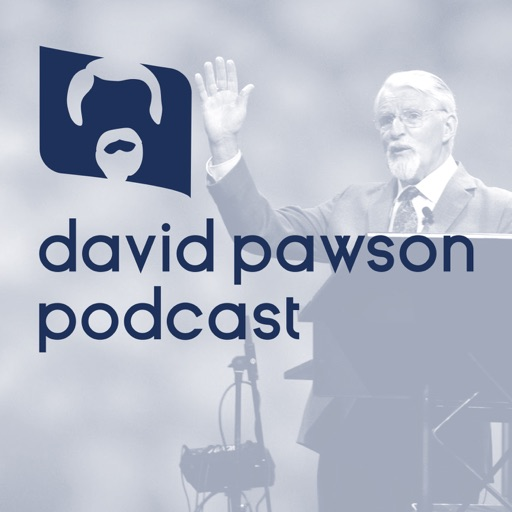 Cover image of David Pawson's Bible Teaching Podcast