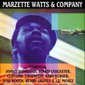 Marzette Watts - Backdrop For Urban Revolution