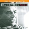 Zia Mohyeddin Reads Vol 1