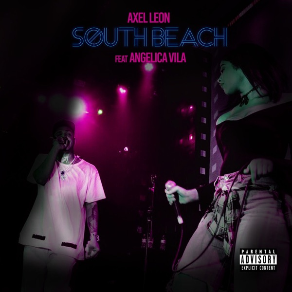 South Beach (feat. Angelica Vila) - Single
