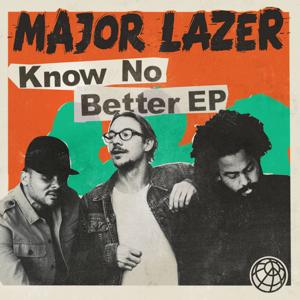 Major Lazer - Particula feat. DJ Maphorisa, Nasty C, Ice Prince, Patoranking & Jidenna