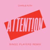 Attention (Bingo Players Remix) - Single