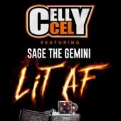 Lit AF (feat. Sage the Gemini) - Single