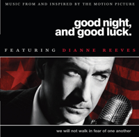 Dianne Reeves - Good Night, Good Luck (Music from and Inspired By the Motion picture) artwork