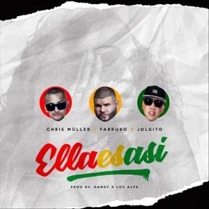 Ella Es Así (feat. Farruko & Jolgito) - Single Mp3 Download