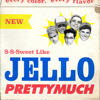 PRETTYMUCH - Jello  artwork