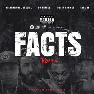 Facts (Remix) [feat. DJ Khaled, Busta Rhymes & Fat Joe] - Single Mp3 Download