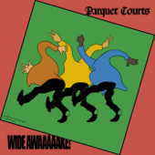 Wide Awake - Parquet Courts Cover Art