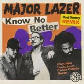 Know No Better (feat. Travis Scott, Camila Cabello & Quavo) [Bad Bunny Remix] - Single