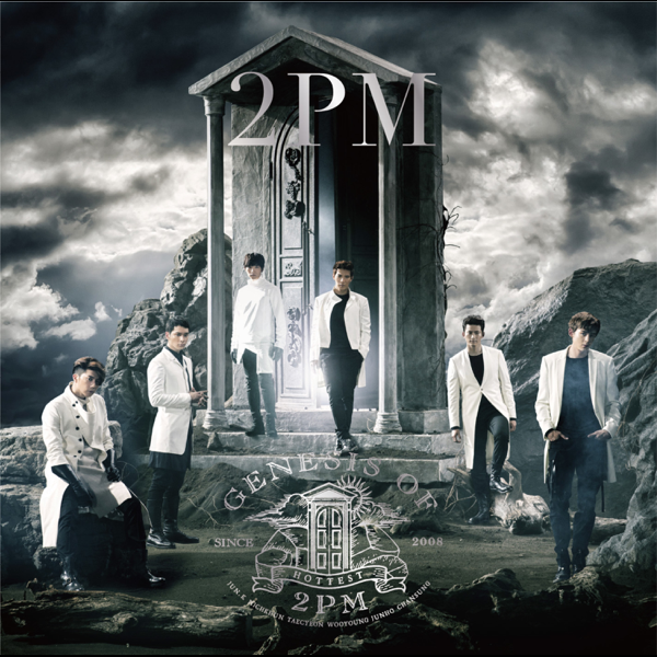 Image result for 2pm genesis of 2pm album